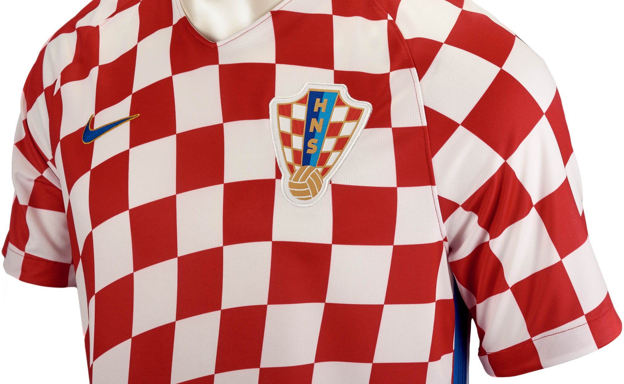 Croatia Home Jersey - 2016
