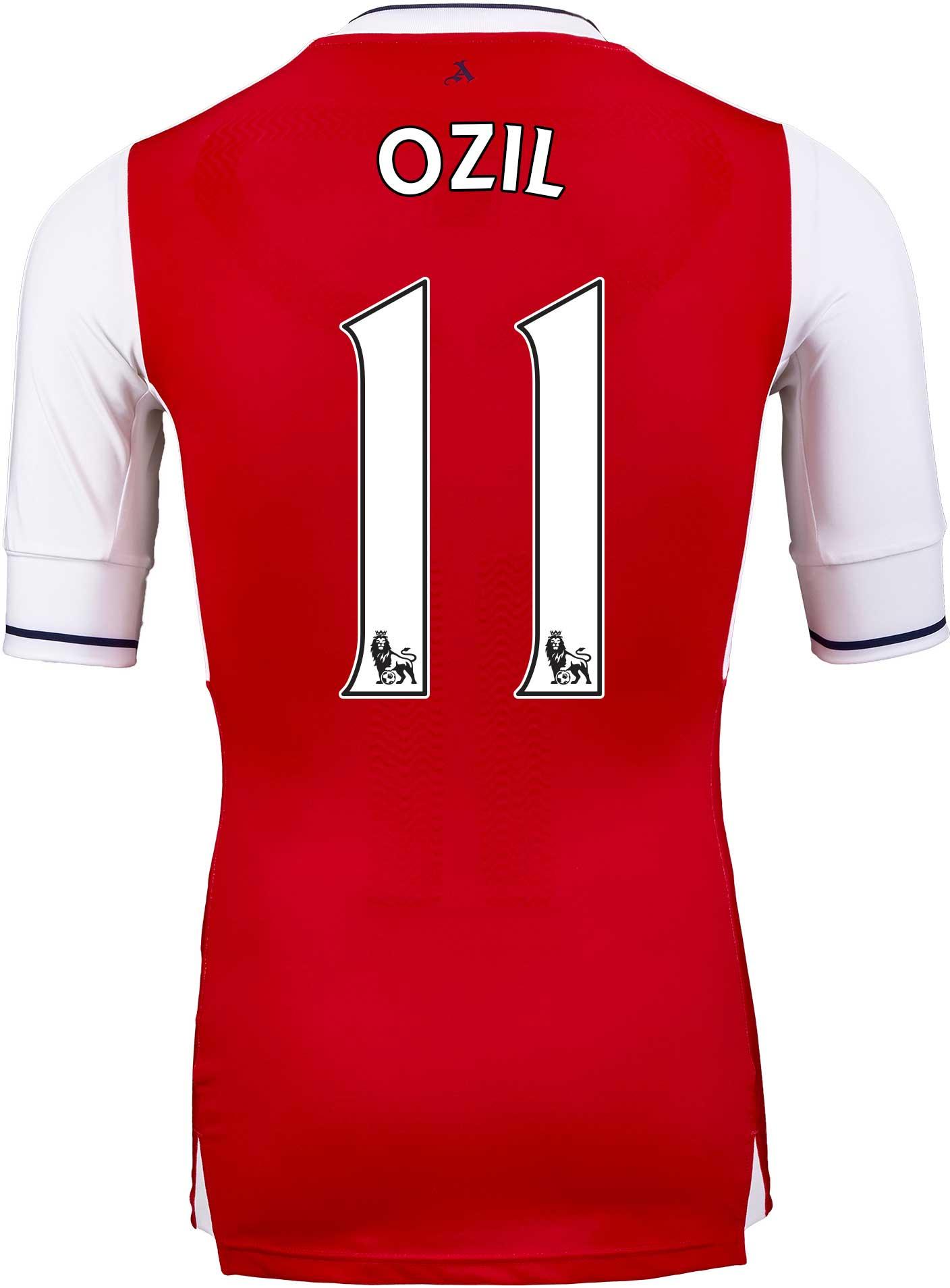 Ozil Arsenal Puma | www.pixshark.com - Images Galleries ...