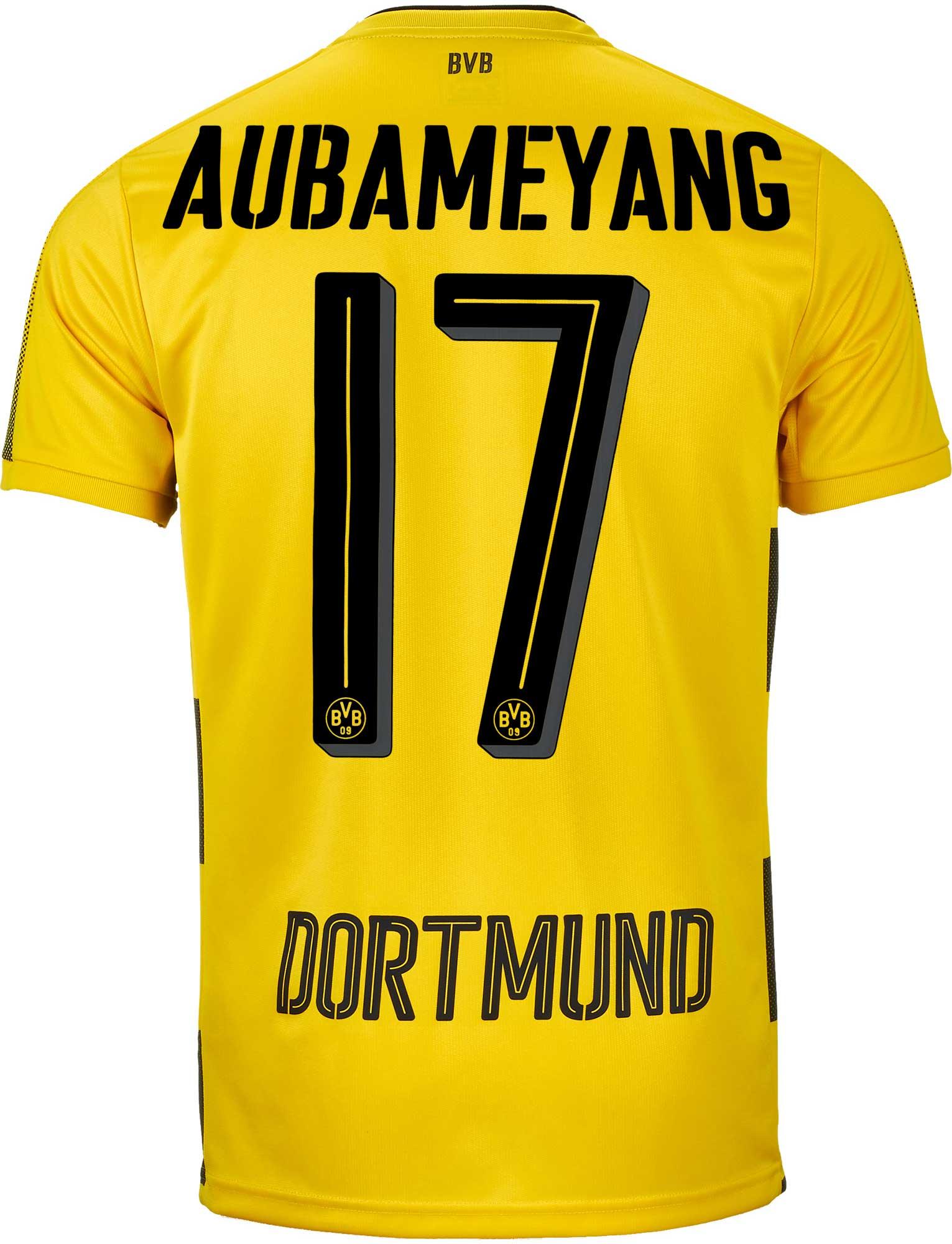 huge discount e6dd4 741a5 pierre emerick aubameyang jersey
