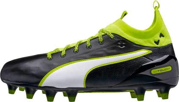 Puma evoTOUCH FG Soccer Cleats
