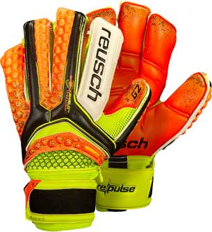 Reusch Pulse Deluxe G2 Ortho-Tec Goalie Gloves