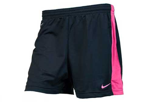 Nike Womens E4 Short  Black with Spark