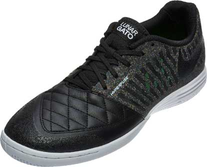 official photos 28041 8caf1 ... Nike Lunargato II - Black ...