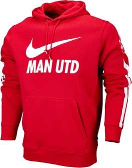 Nike manchester united hoodie