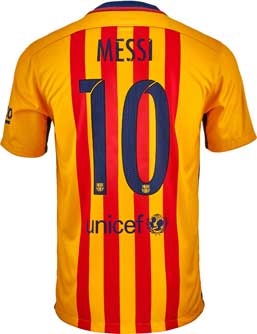 big sale 4a346 38716 lionel messi fc barcelona jersey