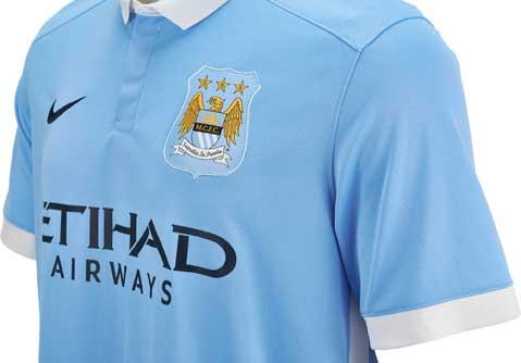 Nike Man City Home