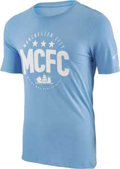 Nike MCFC Core Tee