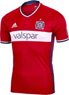 Chicago Fire Home Jersey