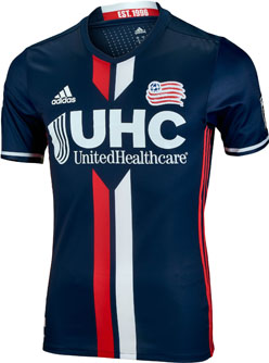 Revolution Home Jersey