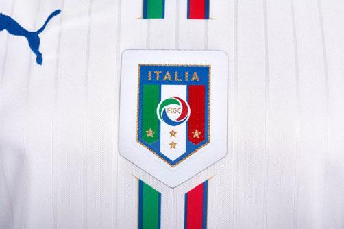 Puma Italy Away Jersey