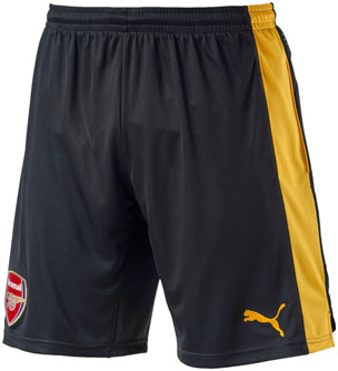 Arsenal Away Shorts