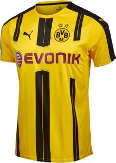 Dortmund Home Jersey