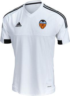 Adidas Valencia Home Jersey