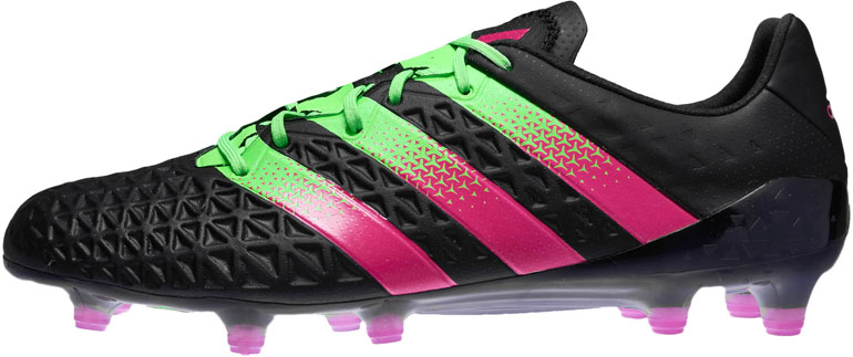adidas cleats. adidas ace 16.1 fg soccer cleats - black t
