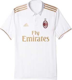 AC Milan Away Jersey