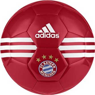 adidas Bayern Munich Supporter Ball