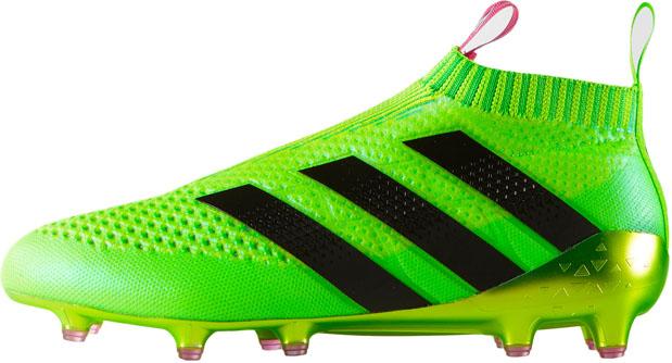 buy popular 85e60 291b6 adidas ACE 16 GTI FG – Pure Control – Solar Green/Shock Pink