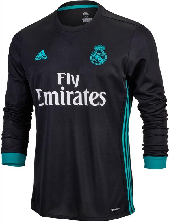 2017/18 adidas Real Ma...