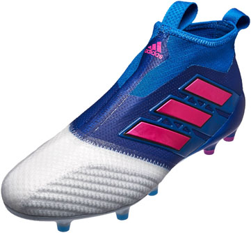 Adidas Ace 17 Purecontrol Blue