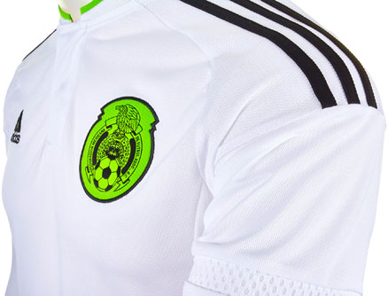Kids adidas Mexico Away Jersey