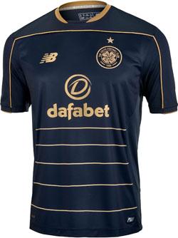 Celtic Away Jersey