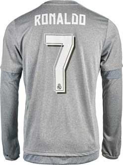 cheaper 29ae3 087a1 cristiano ronaldo real madrid jersey