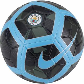 ball nike. nike manchester city strike soccer ball - outdoor green \u0026 field blue