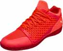 Puma 365 Netfit CT Soccer Shoes - Fiery Coral & Toreador