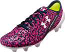Under Armour Speedform CRM FG Soccer Cleats - Breast Cancer Awareness