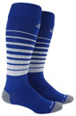 adidas Team Speed Goalkeeper Sock - Sporting Kaw Valley - Bold Blue
