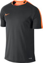 Nike GPX Training Top 2 - Anthracite and Orange