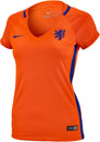 Nike Womens Holland Home Jersey 2016-17
