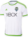 adidas Seattle Sounders Away Jersey 2015