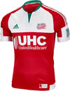 adidas New England Revolution Authentic Away Jersey 2016