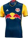 adidas New York Red Bulls Authentic Away Jersey 2016