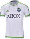 adidas Seattle Sounders Authentic Away Jersey 2016