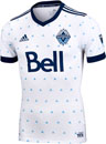 adidas Vancouver Whitecaps Authentic Home Jersey 2017-18