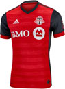 adidas Toronto FC Authentic Home Jersey 2017-18