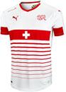 Switzerland Away Jersey - 2016