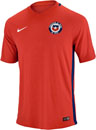 Nike Kids Chile Home Jersey 2016-17