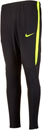 Nike Dry Football Pant - Black & Volt