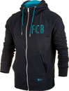 Nike Barcelona NSW Full zip Authentic Hoodie - Black & Energy