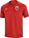 Norway Home Jersey