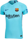Nike Barcelona Away Match Jersey 2017-18