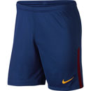 Nike Barcelona Home Short - Deep Royal Blue & University Gold
