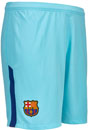 Nike Kids Barcelona Away Short - Polarized Blue & Deep Royal Blue