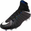 Nike Hypervenom Phantom III DF FG - Black & White