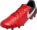 Nike Kids Tiempo Legend VII FG - University Red & White