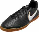 Nike Kids TiempoX Rio IV IC - Black & White