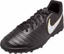 Nike Kids TiempoX Rio IV TF - Black & White
